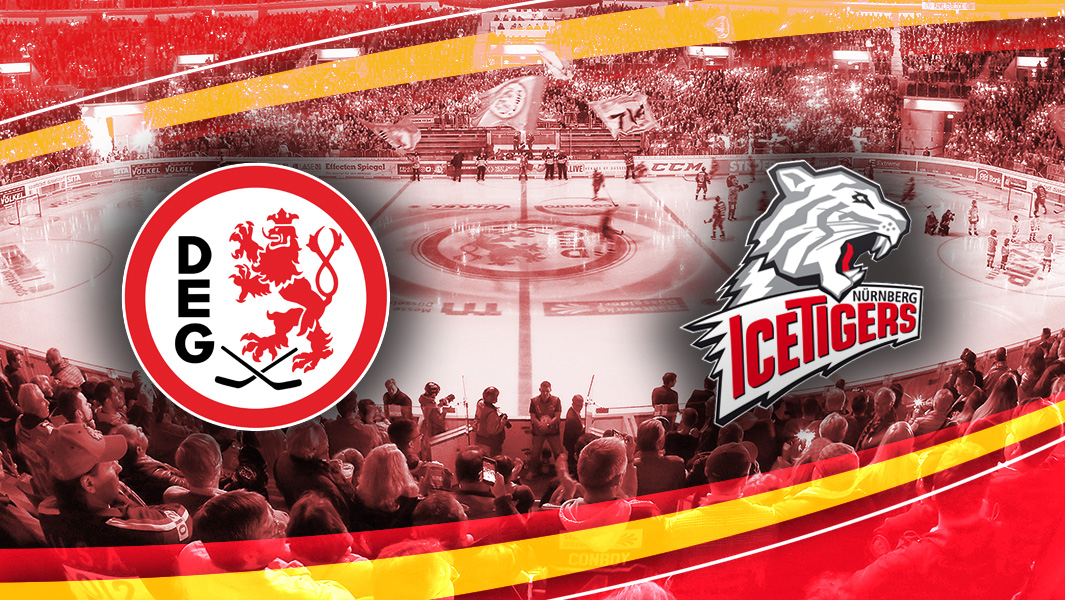 DEG vs. Thomas Sabo Ice Tigers