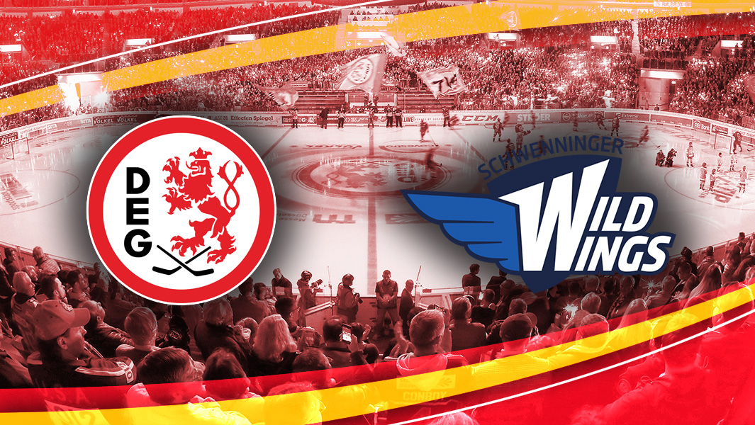 DEG vs. Schwenninger Wild Wings