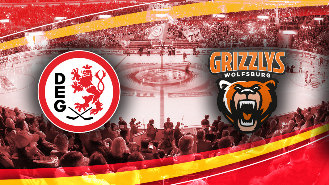 DEG vs. Grizzlys Wolfsburg
