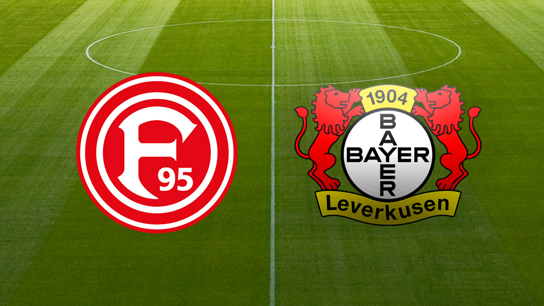F95 vs. Bayer 04 Leverkusen