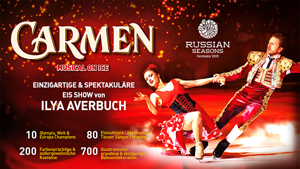 CARMEN - Musical on Ice