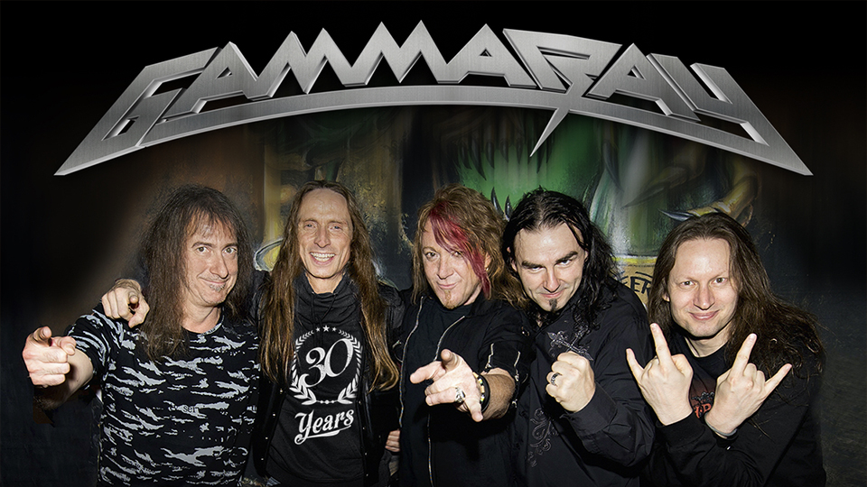 WORLD WIDE LIVE - GAMMA RAY