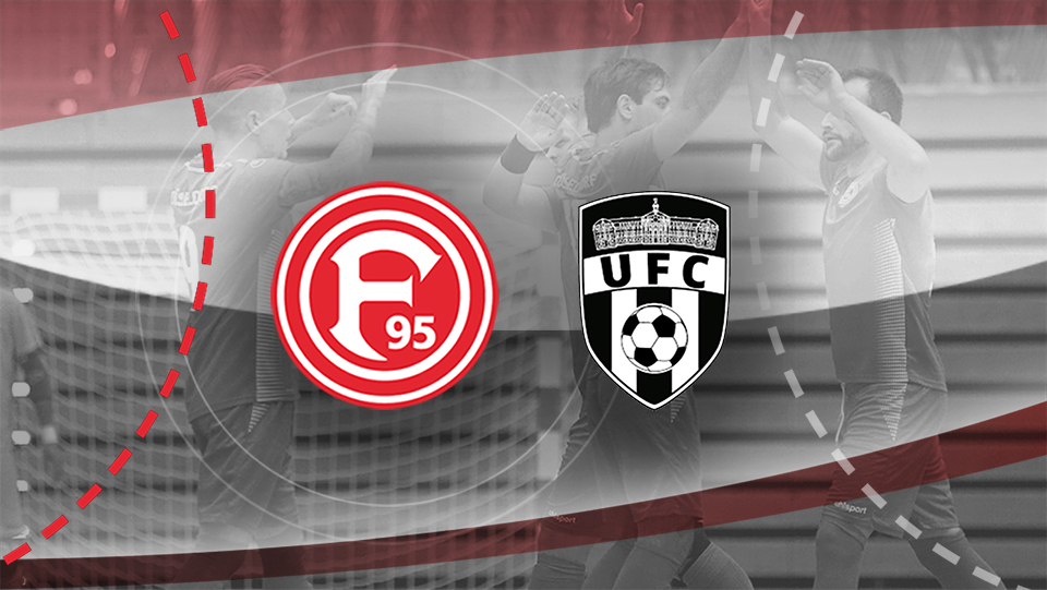 F95 vs. UFC Münster- Futsal Liga West