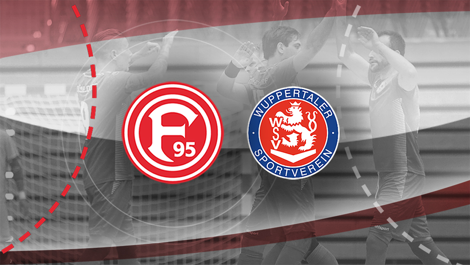 F95 vs. Wuppertaler SV - Futsal Liga West